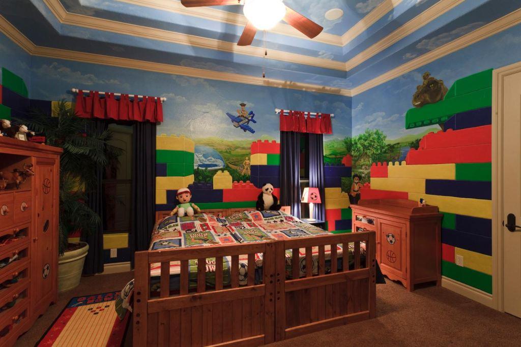 LEGO Bedroom [2825 Rio Cordillera]